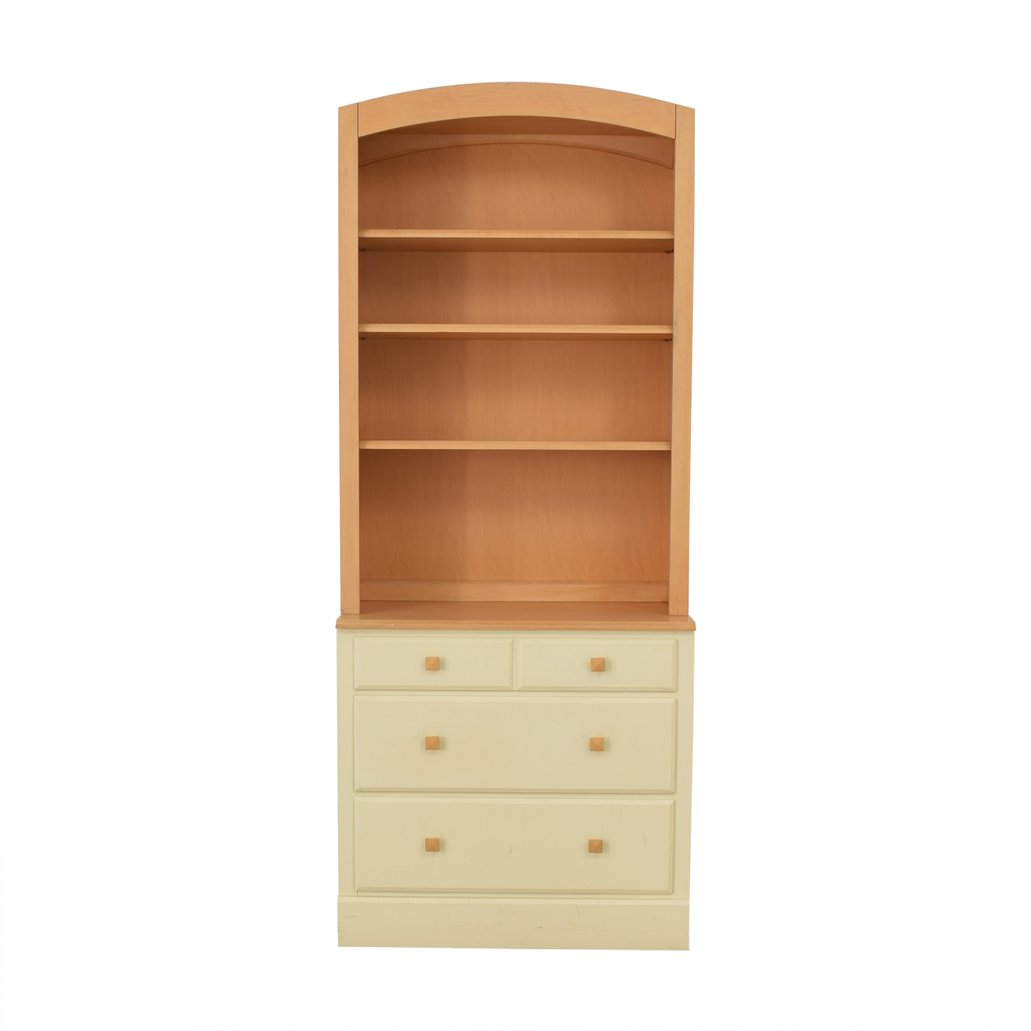 Ethan Allen Ethan Allen Bookcase and Dresser Combination coupon