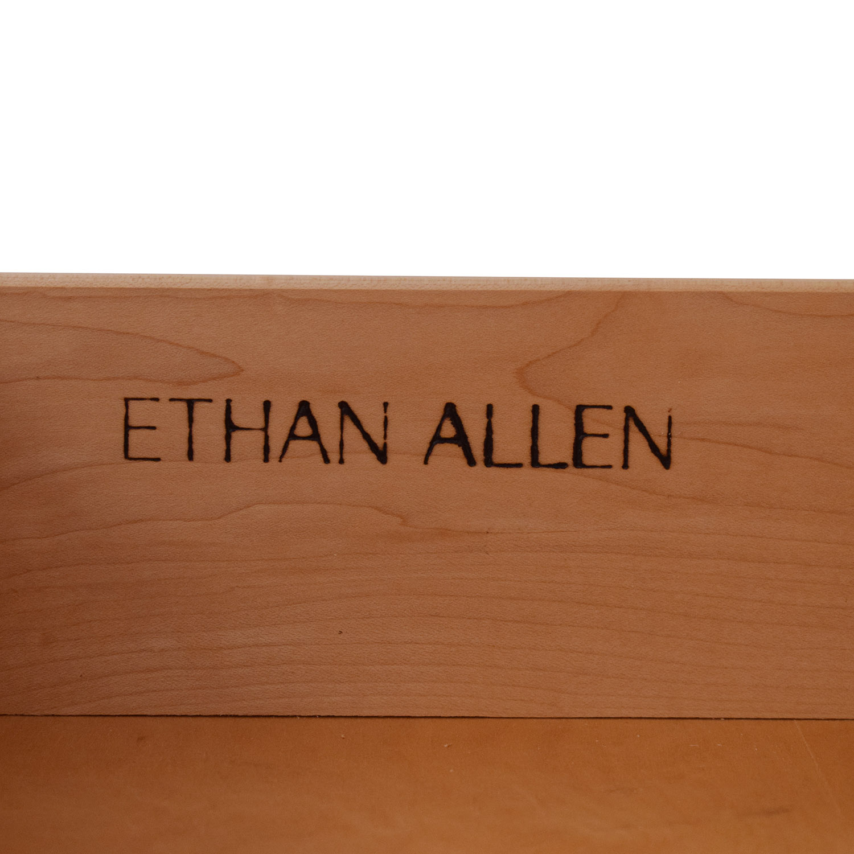 Ethan Allen Ethan Allen Bookcase and Dresser Combination Dressers