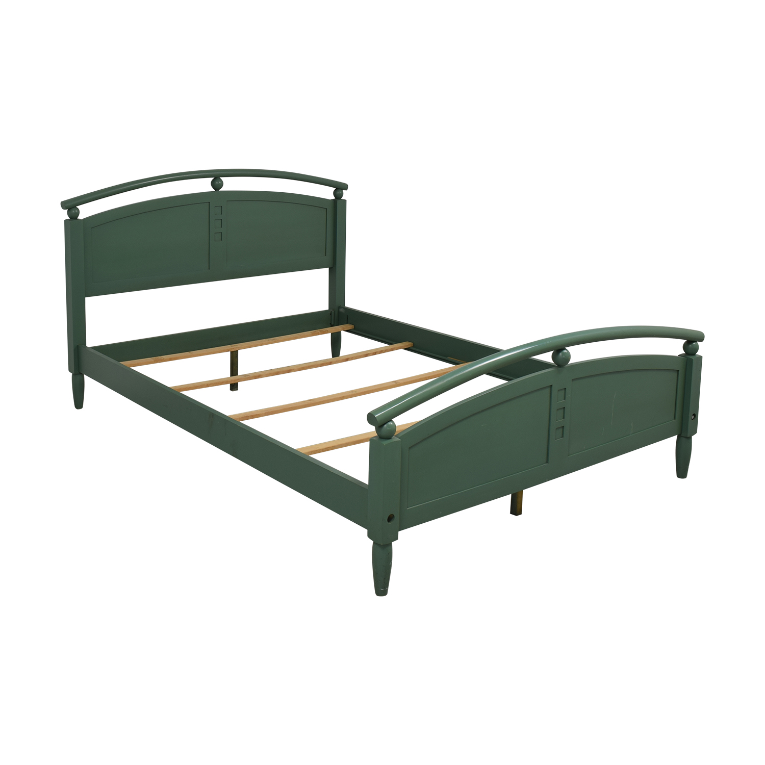 buy Ethan Allen American Dimensions Double Arched Queen Bed Ethan Allen