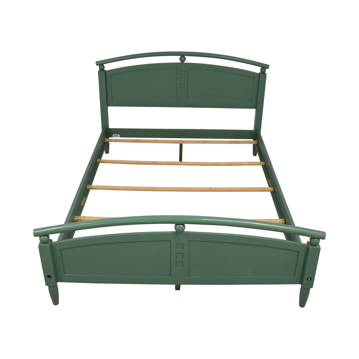 Ethan Allen Ethan Allen American Dimensions Double Arched Queen Bed pa