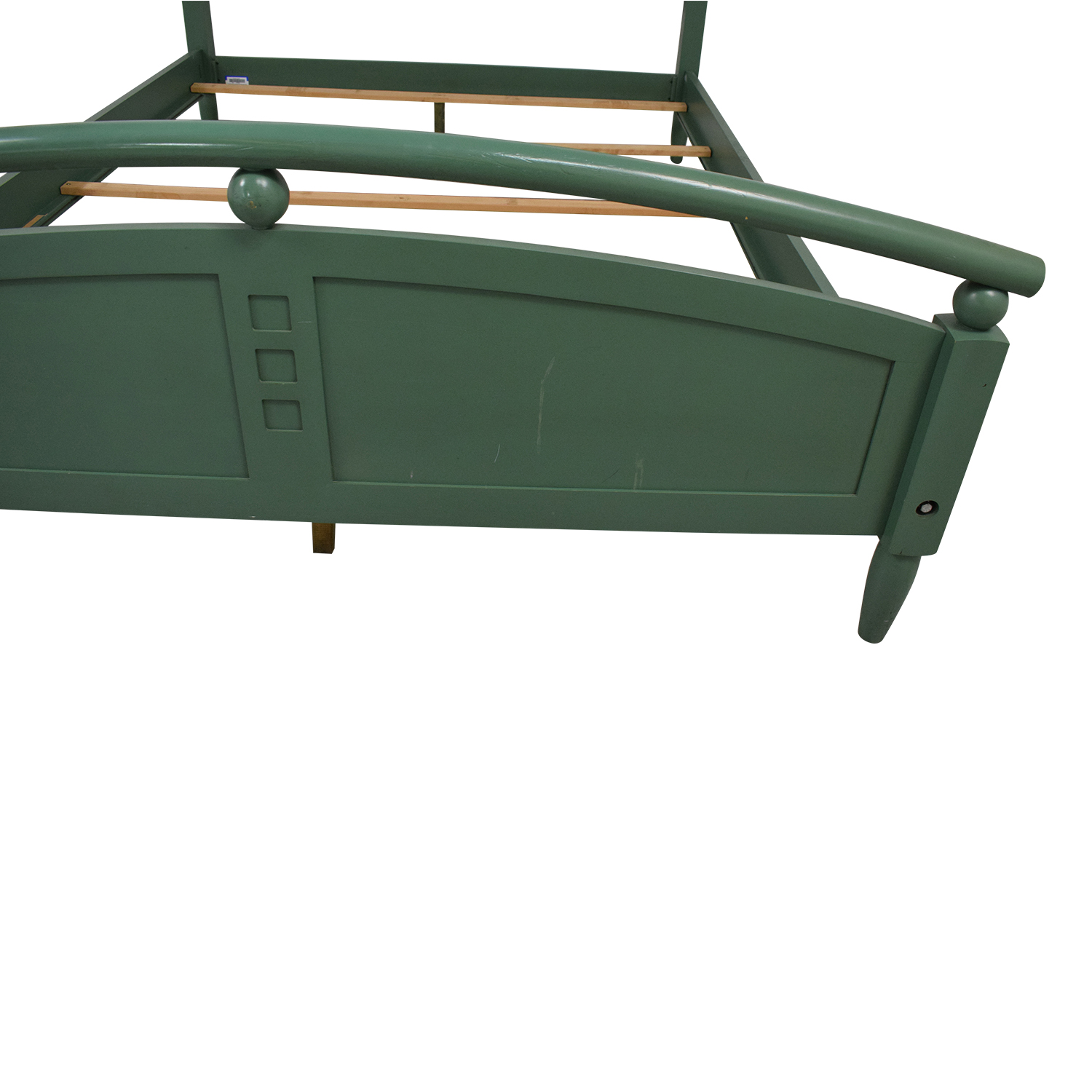 Ethan Allen Ethan Allen American Dimensions Double Arched Queen Bed dimensions