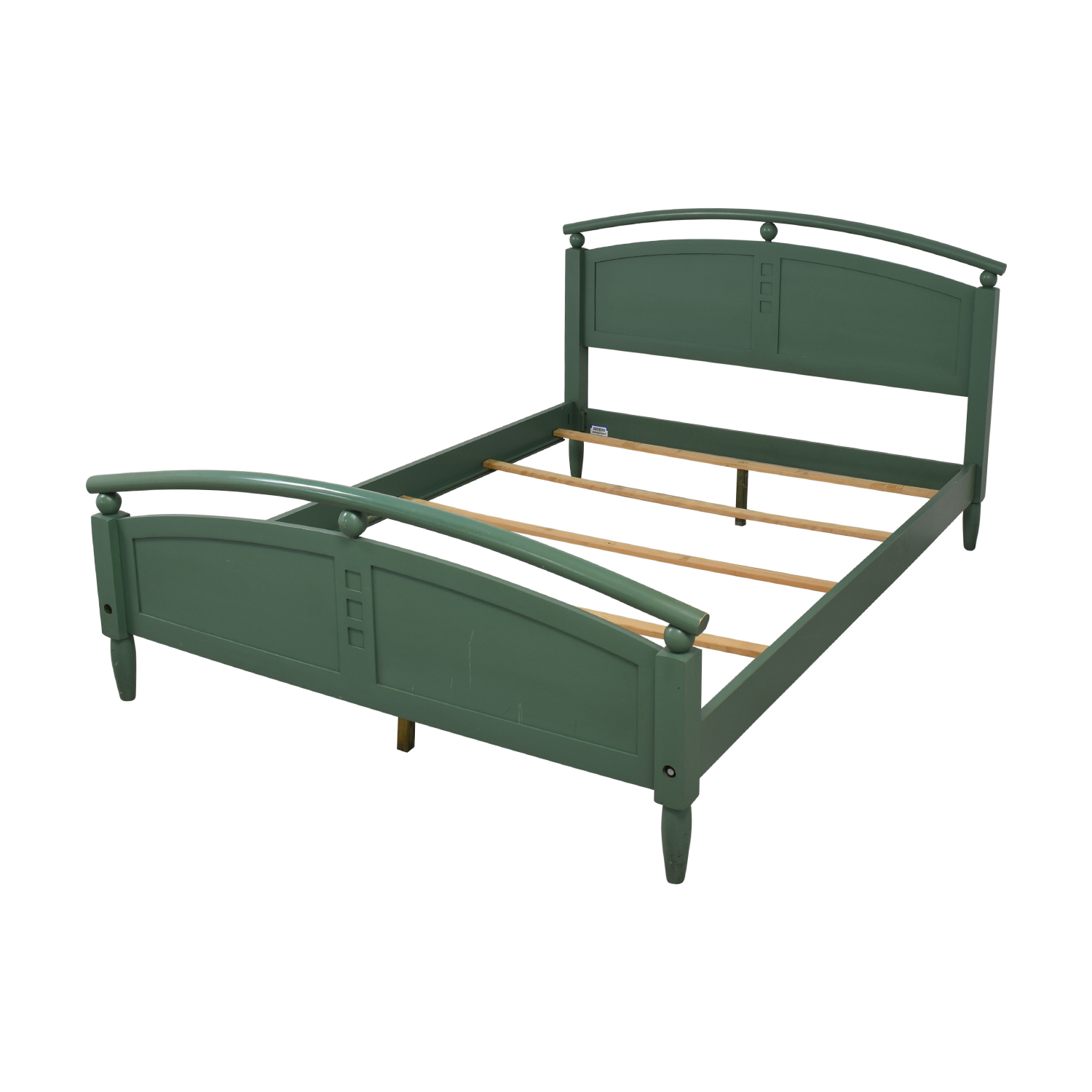 Ethan Allen Ethan Allen American Dimensions Double Arched Queen Bed Beds