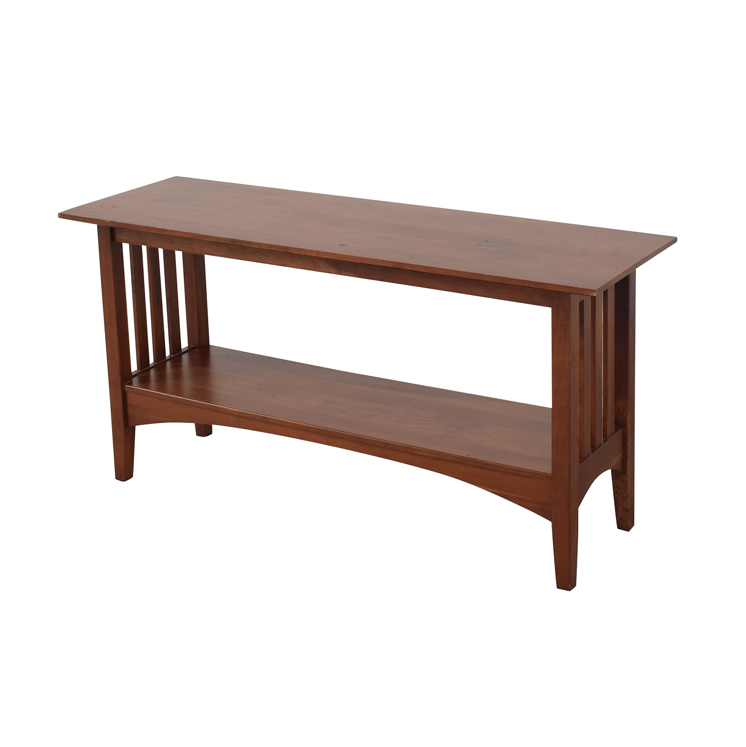 70 Off Ethan Allen American Impressions Console Table Tables
