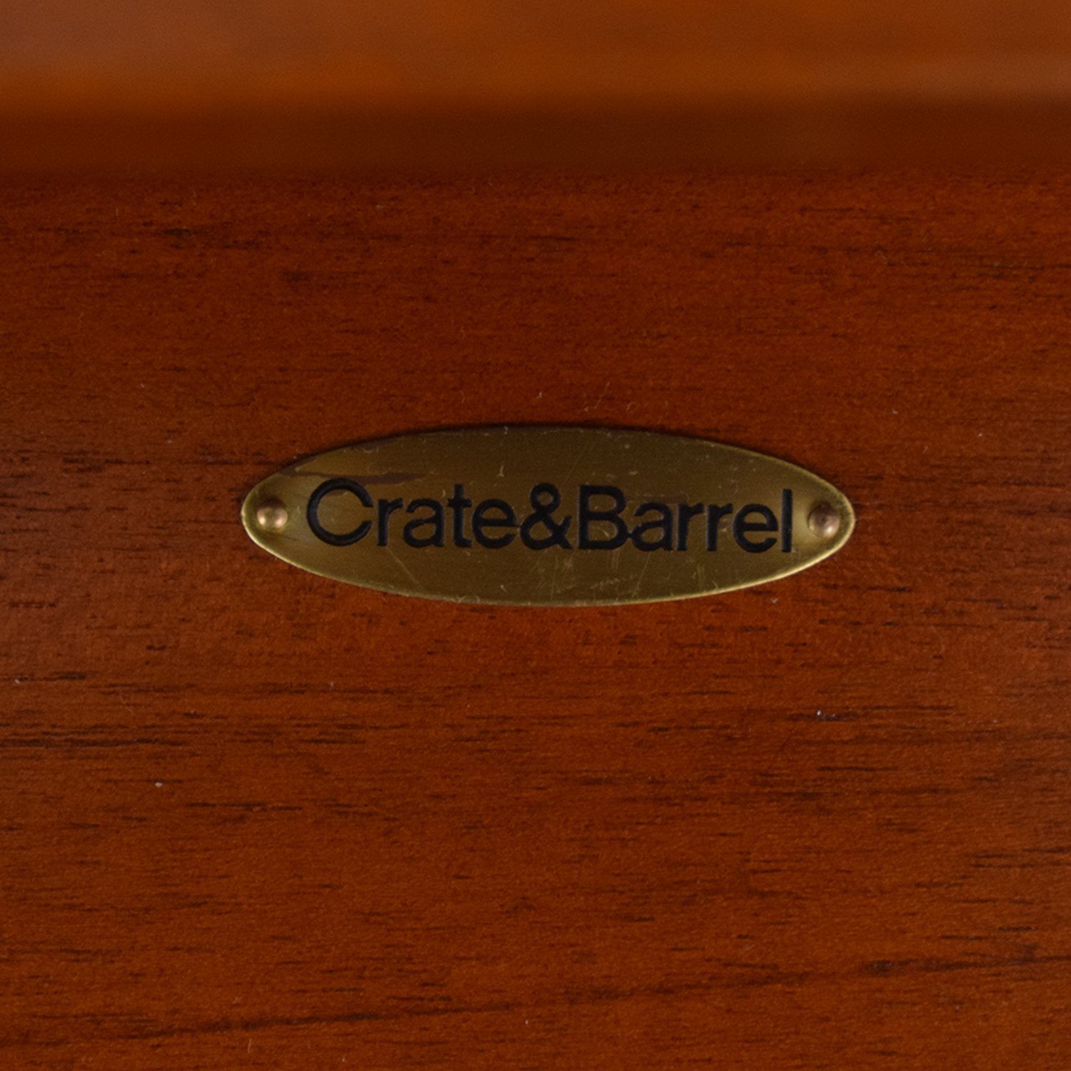 Crate & Barrel Crate & Barrel Desk dimensions