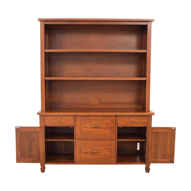 buy Crate & Barrel Crate & Barrel Bookcase and Credenza online