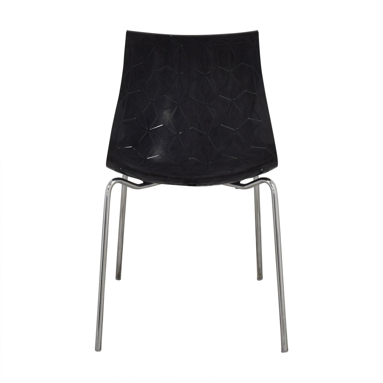 shop Bontempi Bontempi Casa Lucite Desk Chair online