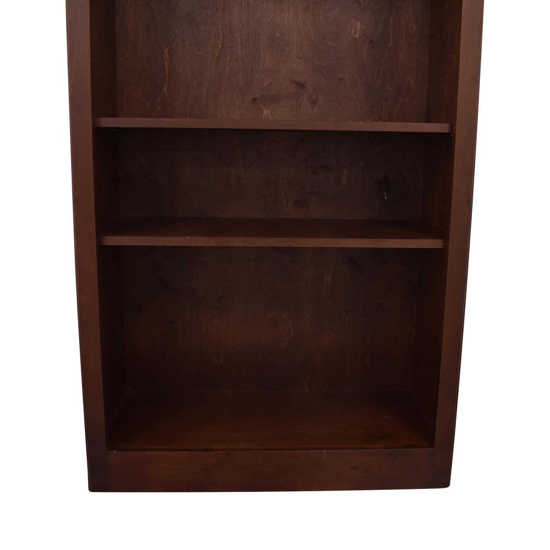 shop Crate & Barrel Crate & Barrel Veneer Bookshelf online