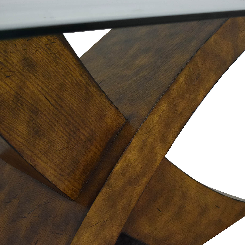buy Orren Ellis Orren Ellis Mid Century Modern Dining Table online
