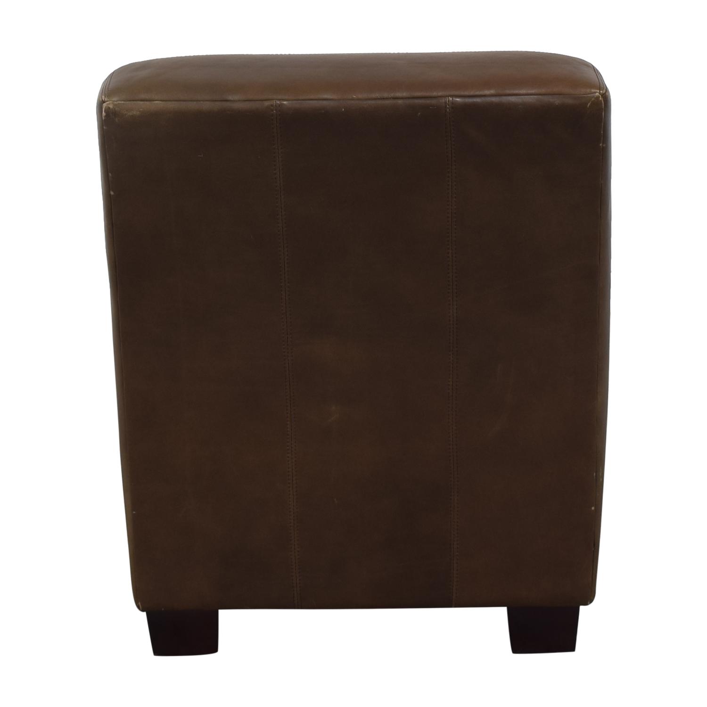 buy Pottery Barn Trevor Slipper Chair Pottery Barn