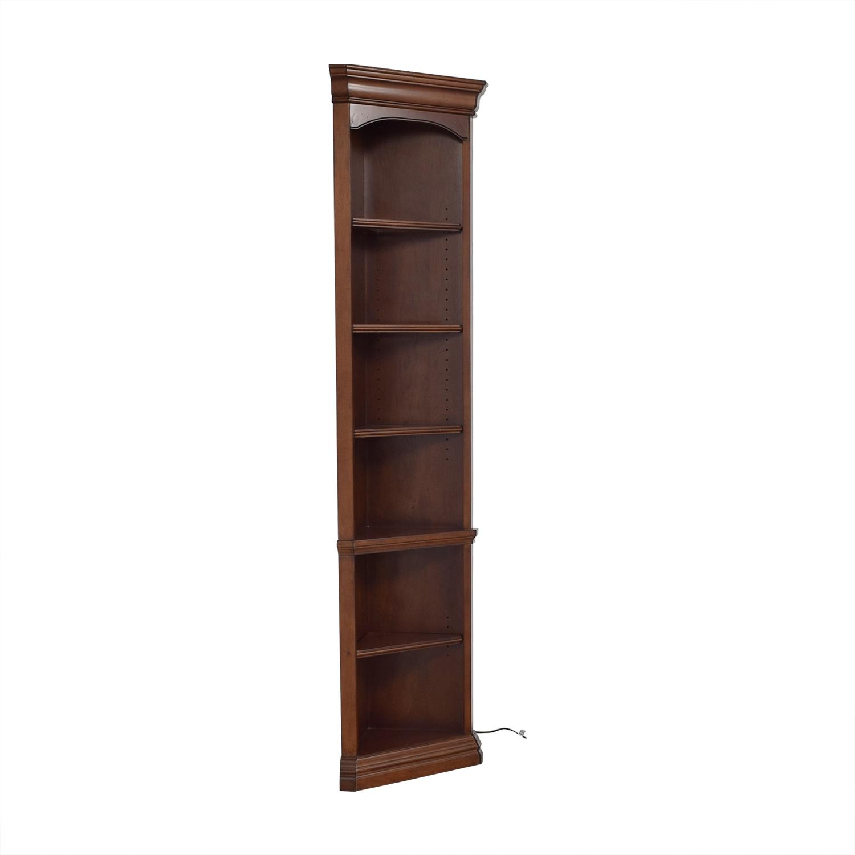 Hooker Furniture Hooker Corner Bookcase