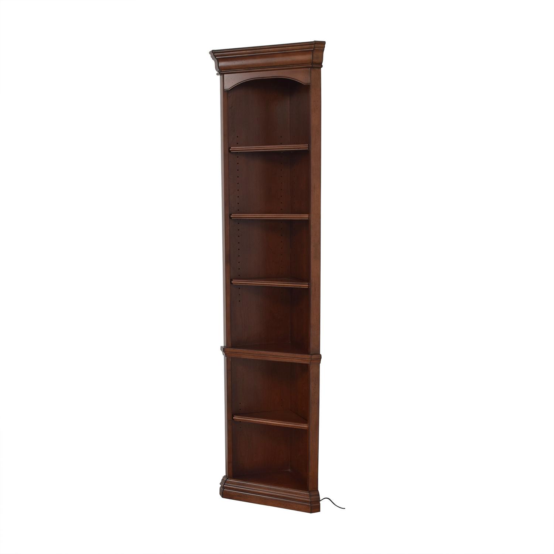 Hooker Furniture Hooker Corner Bookcase on sale