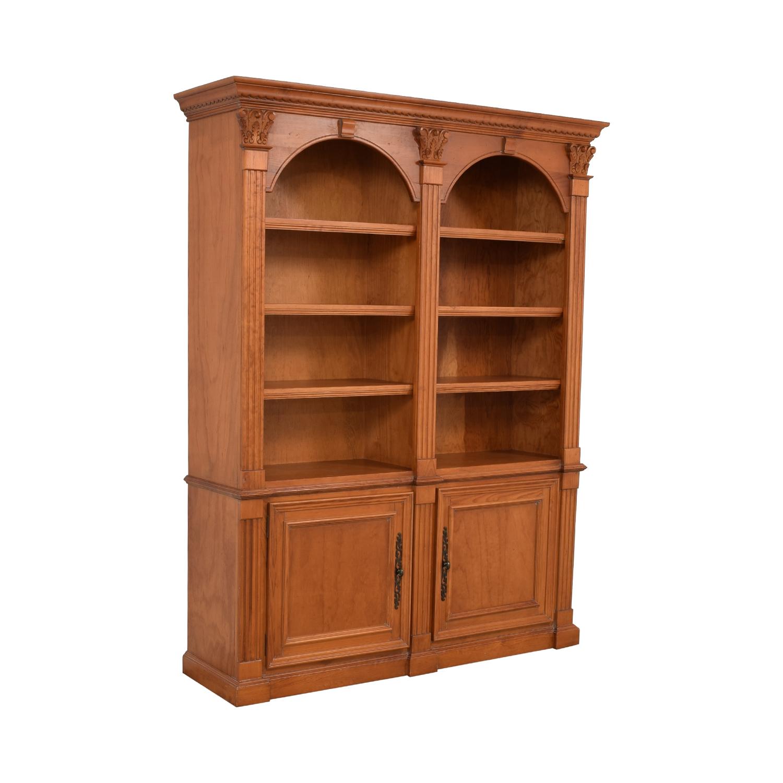 Hamilton Heritage Hamilton Heritage Bookcase dimensions