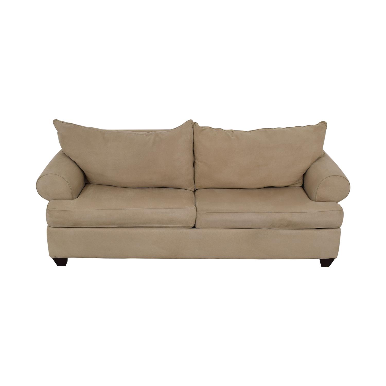 Macy's Queen Sleeper Sofa / Sofas
