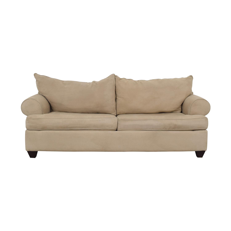 Macy's Queen Sleeper Sofa / Classic Sofas
