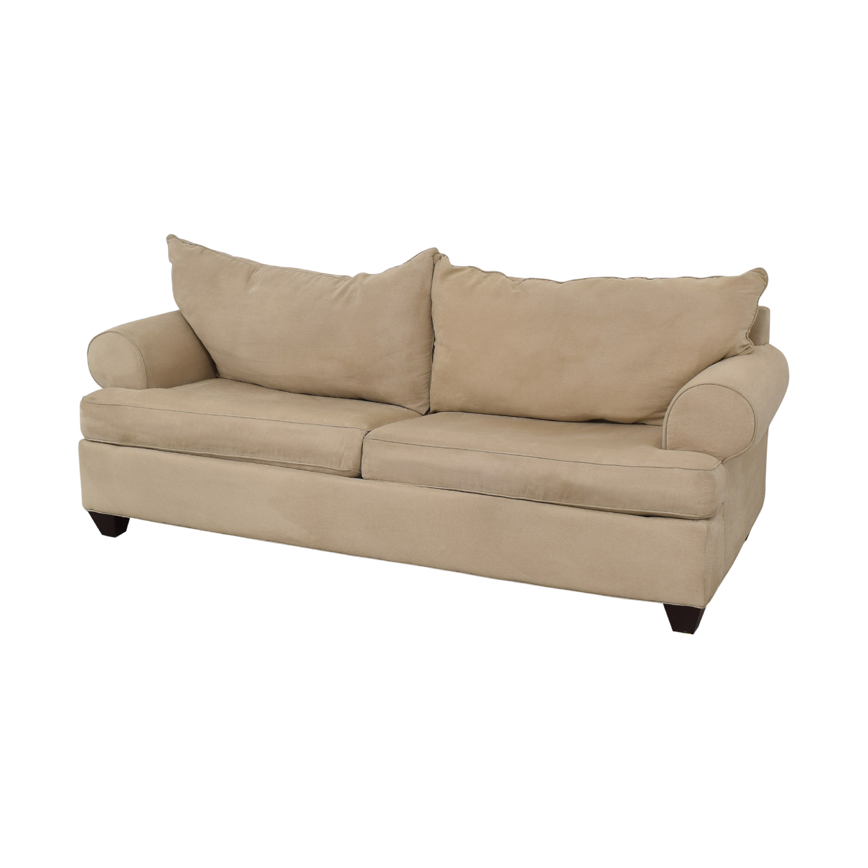 Macy's Macy's Queen Sleeper Sofa used