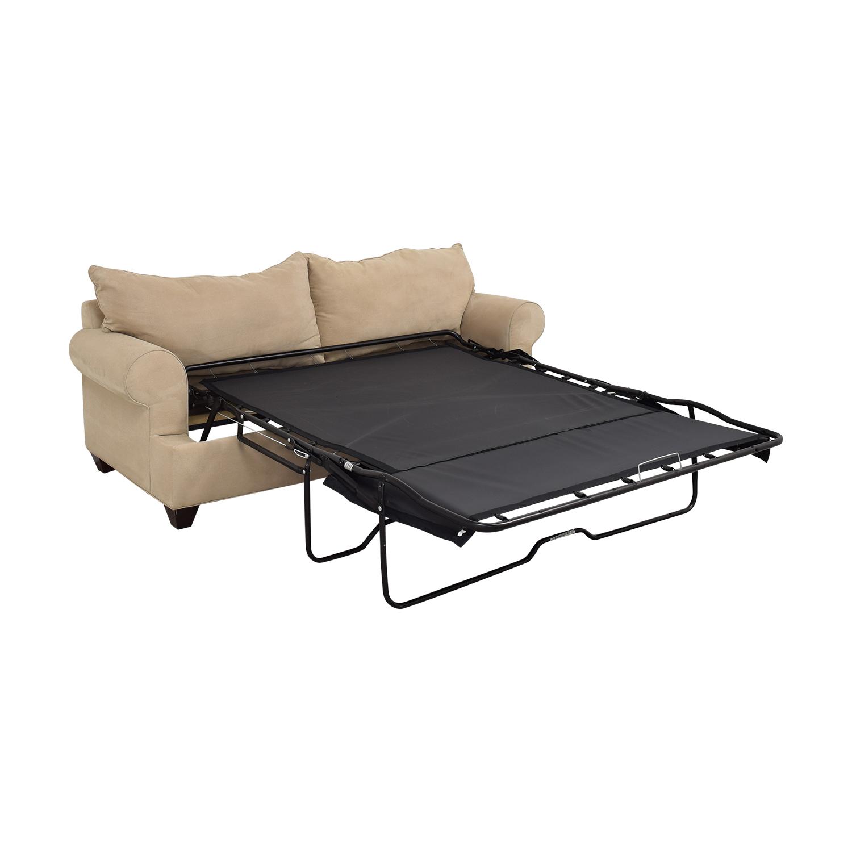Macy's Macy's Queen Sleeper Sofa discount