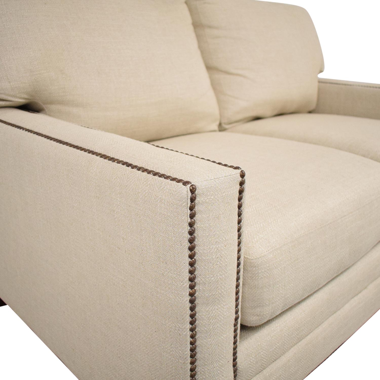 shop Bassett Furniture Bassett Ladson Loveseat online