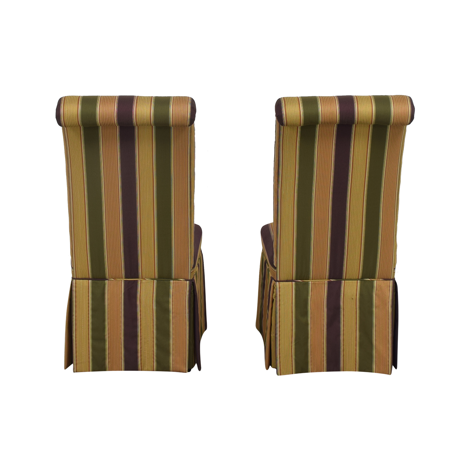 buy  High Back Fabric Dining Chairs online