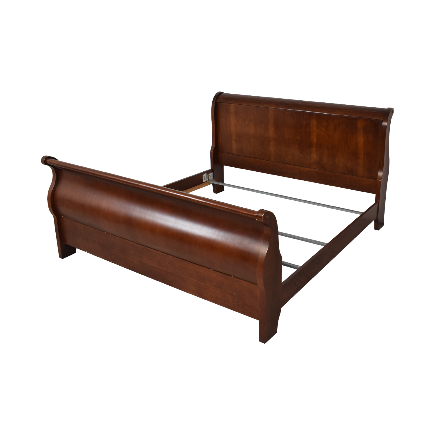 King Sleigh Bed / Bed Frames