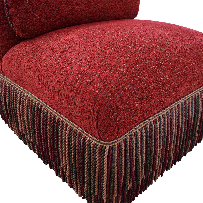 buy Upholstered Slipper Chair
