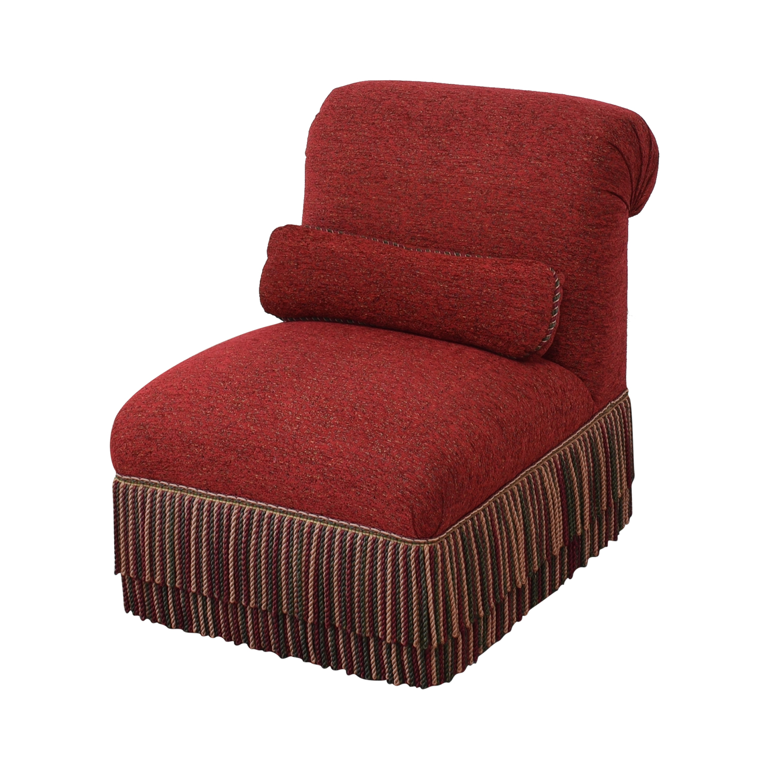 shop Upholstered Slipper Chair  Chairs