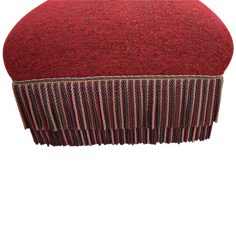 Upholstered Slipper Chair ct