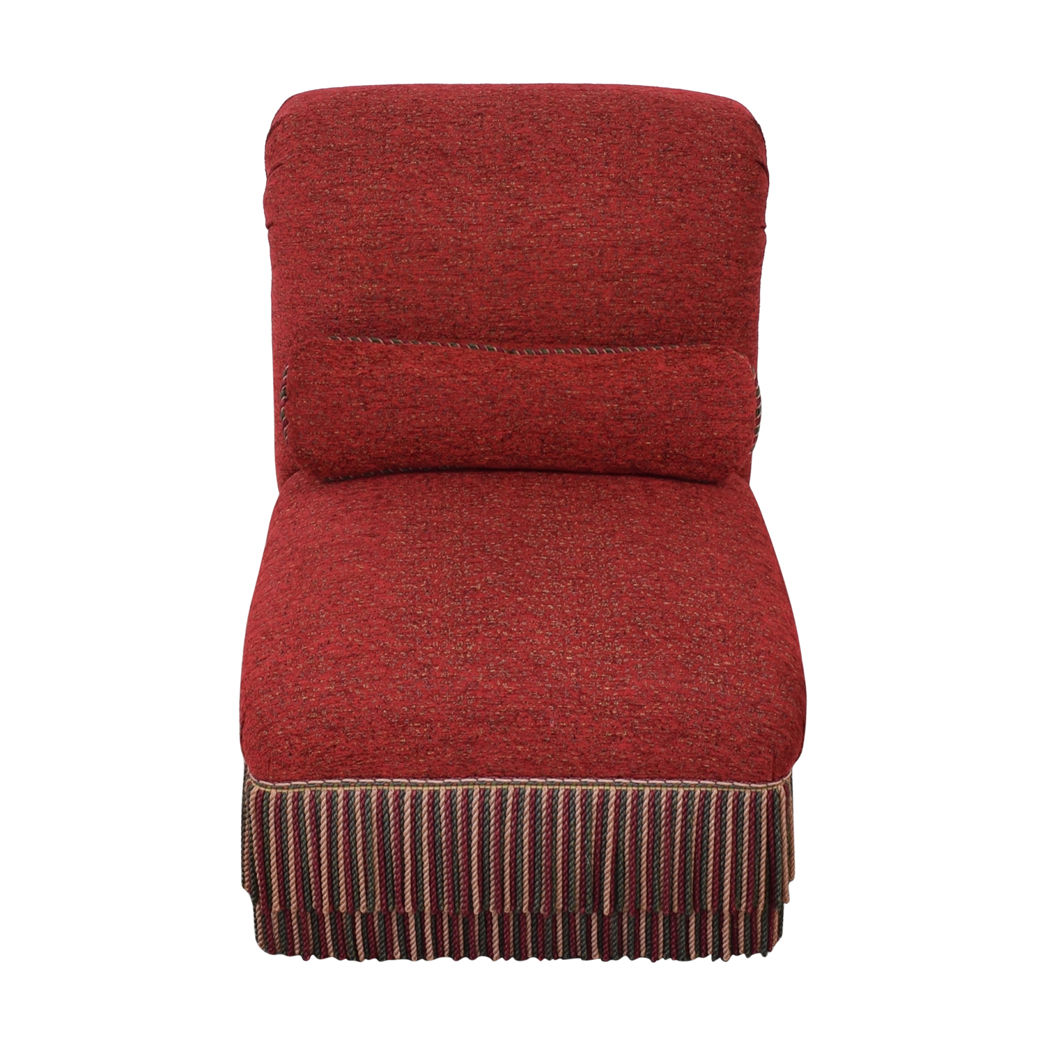 shop Upholstered Slipper Chair  Accent Chairs