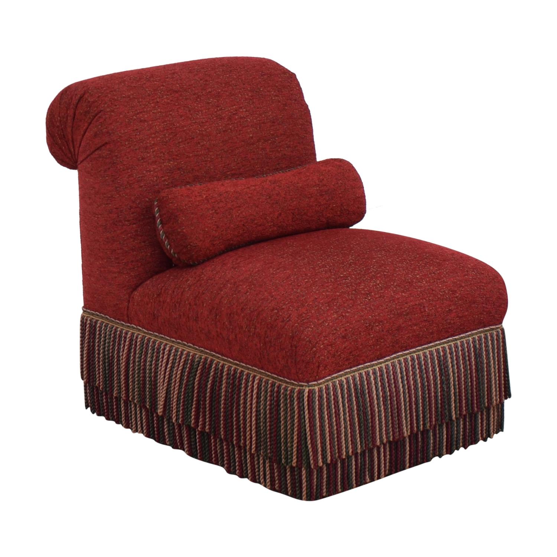 Upholstered Slipper Chair coupon