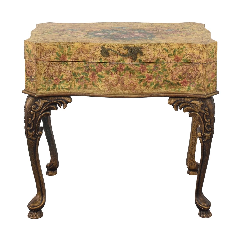 buy  Handpainted End Table online