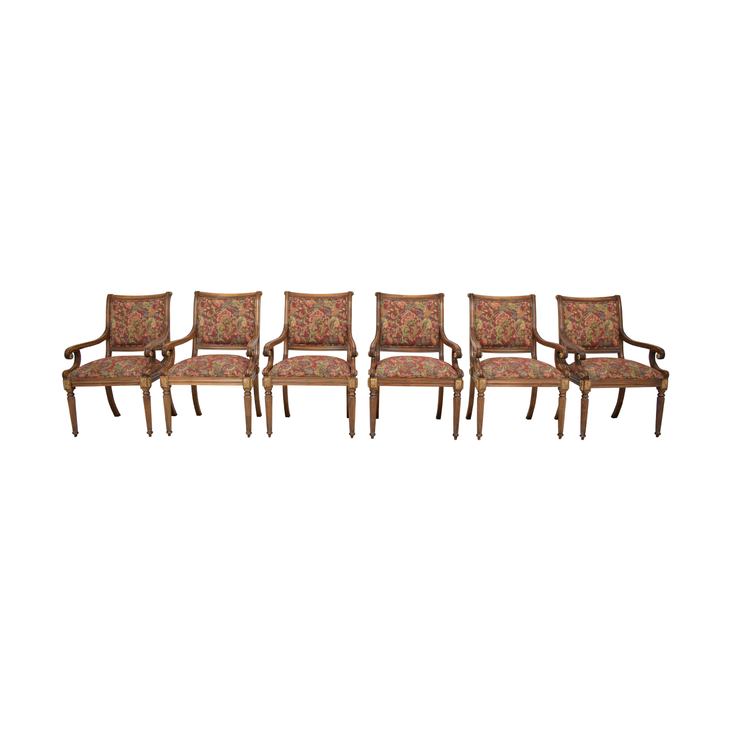 Kreiss Kreiss Upholstered Dining Chairs ma