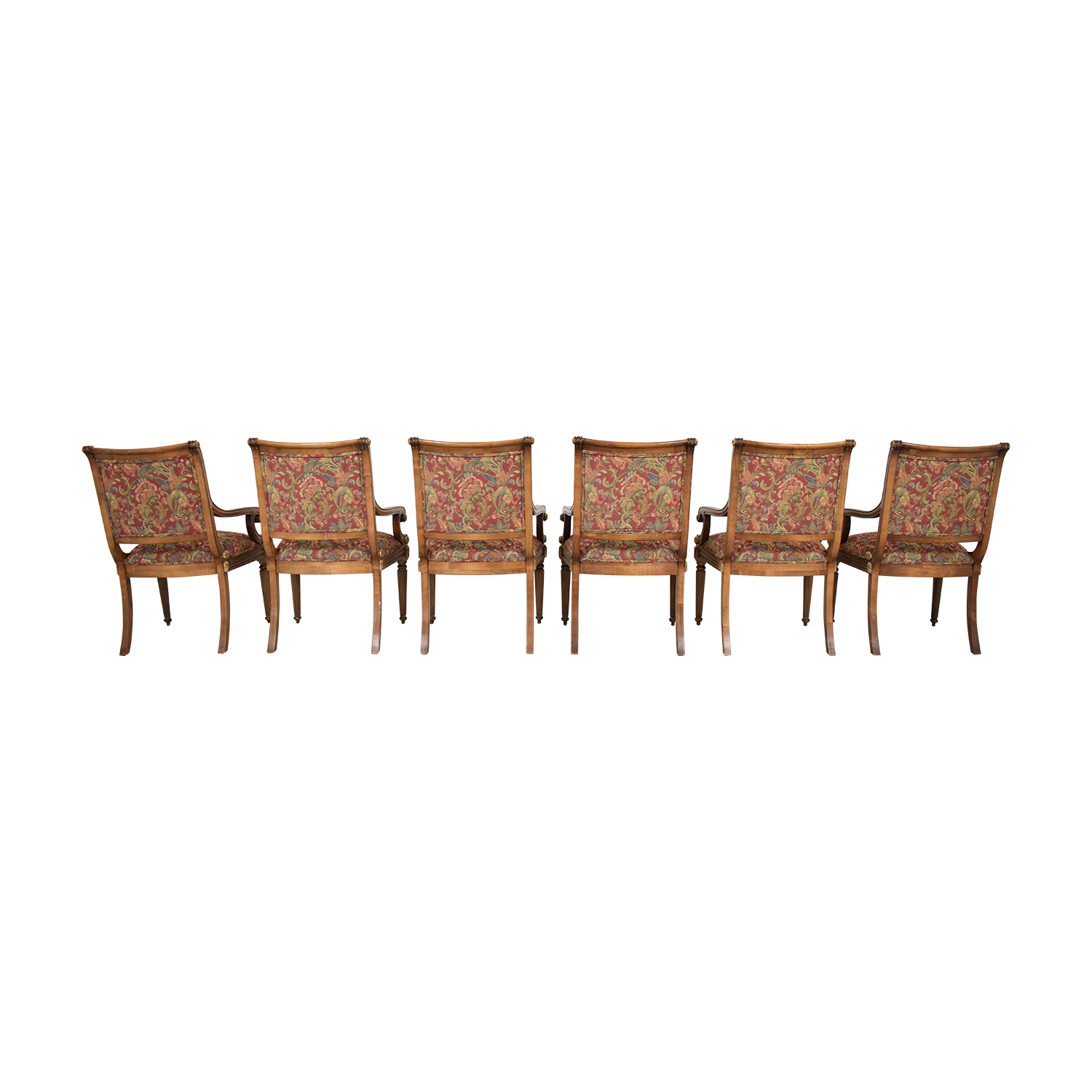 Kreiss Upholstered Dining Chairs sale