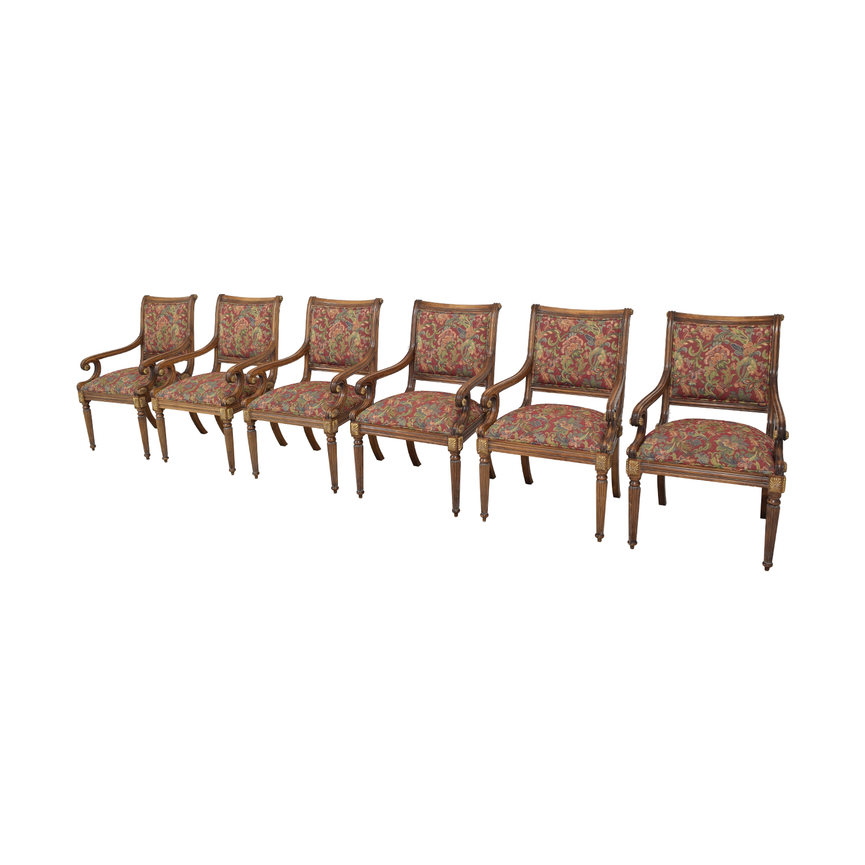 Kreiss Kreiss Upholstered Dining Chairs nj