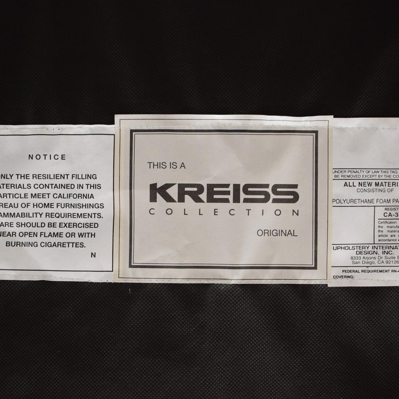 Kreiss Kreiss Upholstered Dining Chairs price