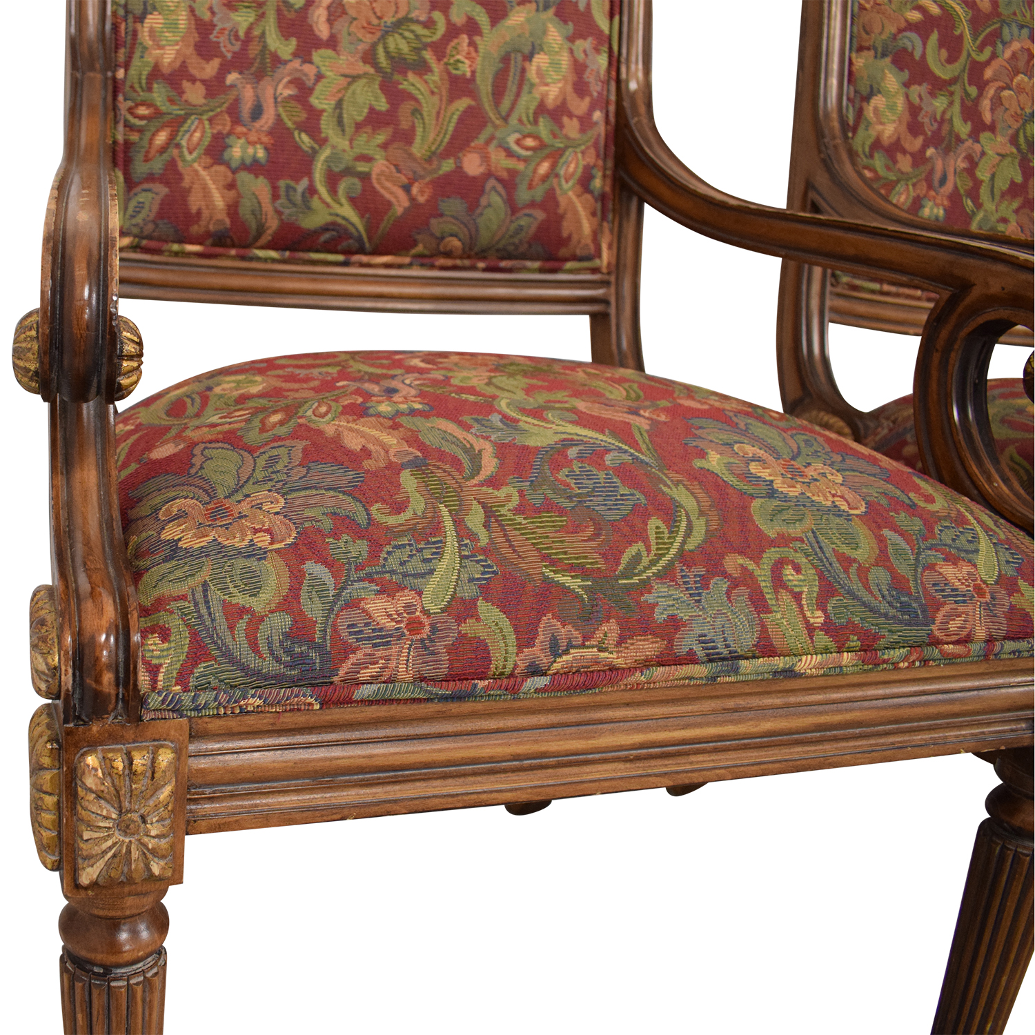 shop Kreiss Upholstered Dining Chairs Kreiss Accent Chairs