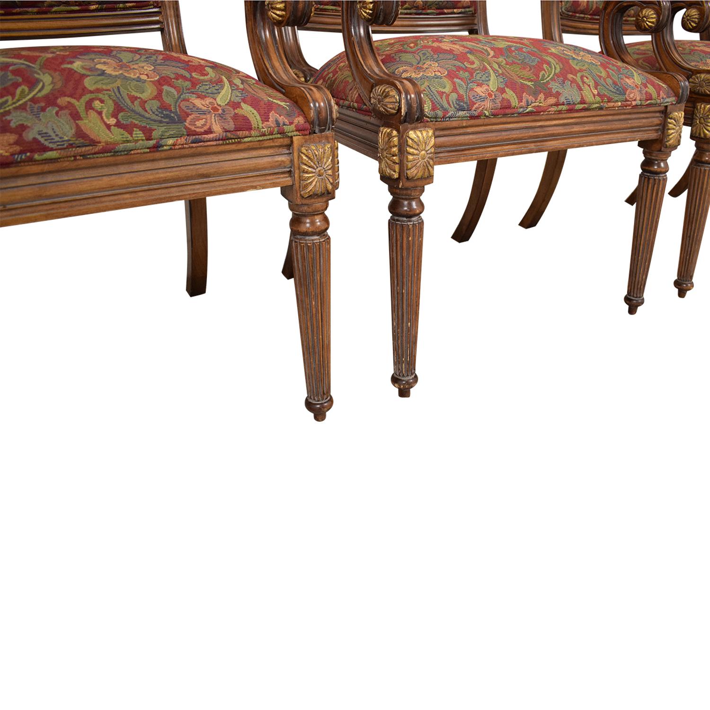 Kreiss Kreiss Upholstered Dining Chairs on sale