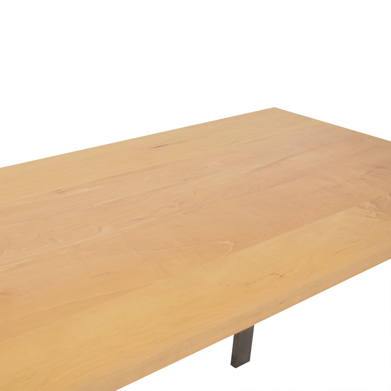 Room & Board Room & Board Rand Counter Height Table nj