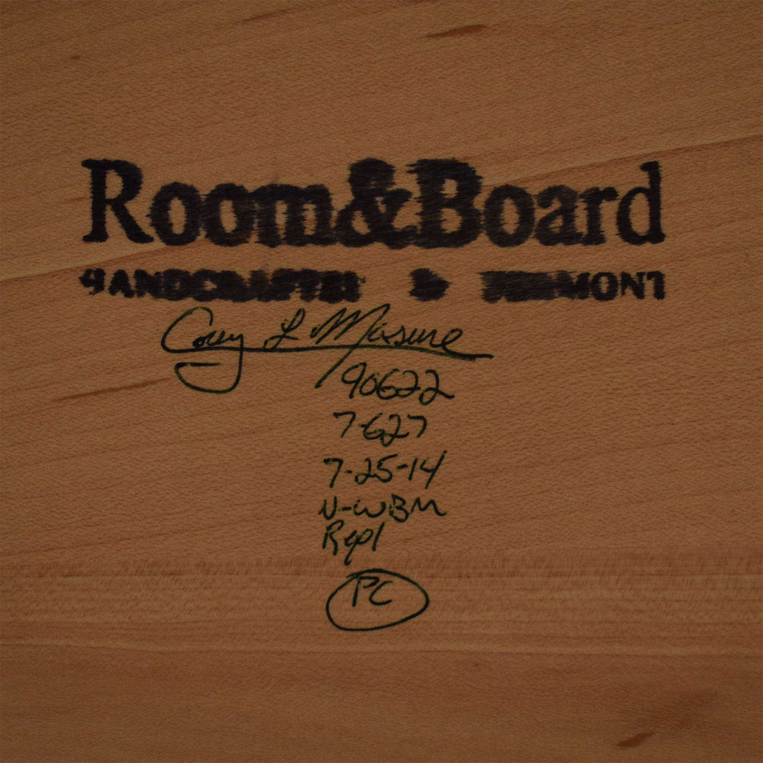 shop Room & Board Rand Counter Height Table Room & Board Tables