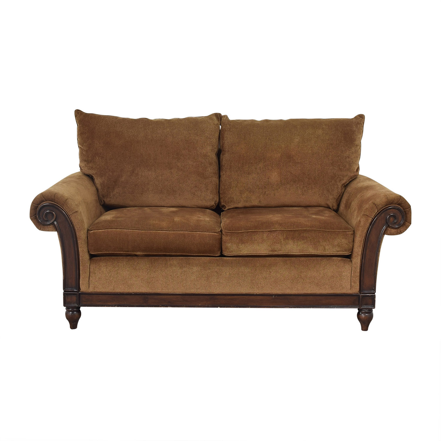 Thomasville Thomasville Roll Arm Loveseat price