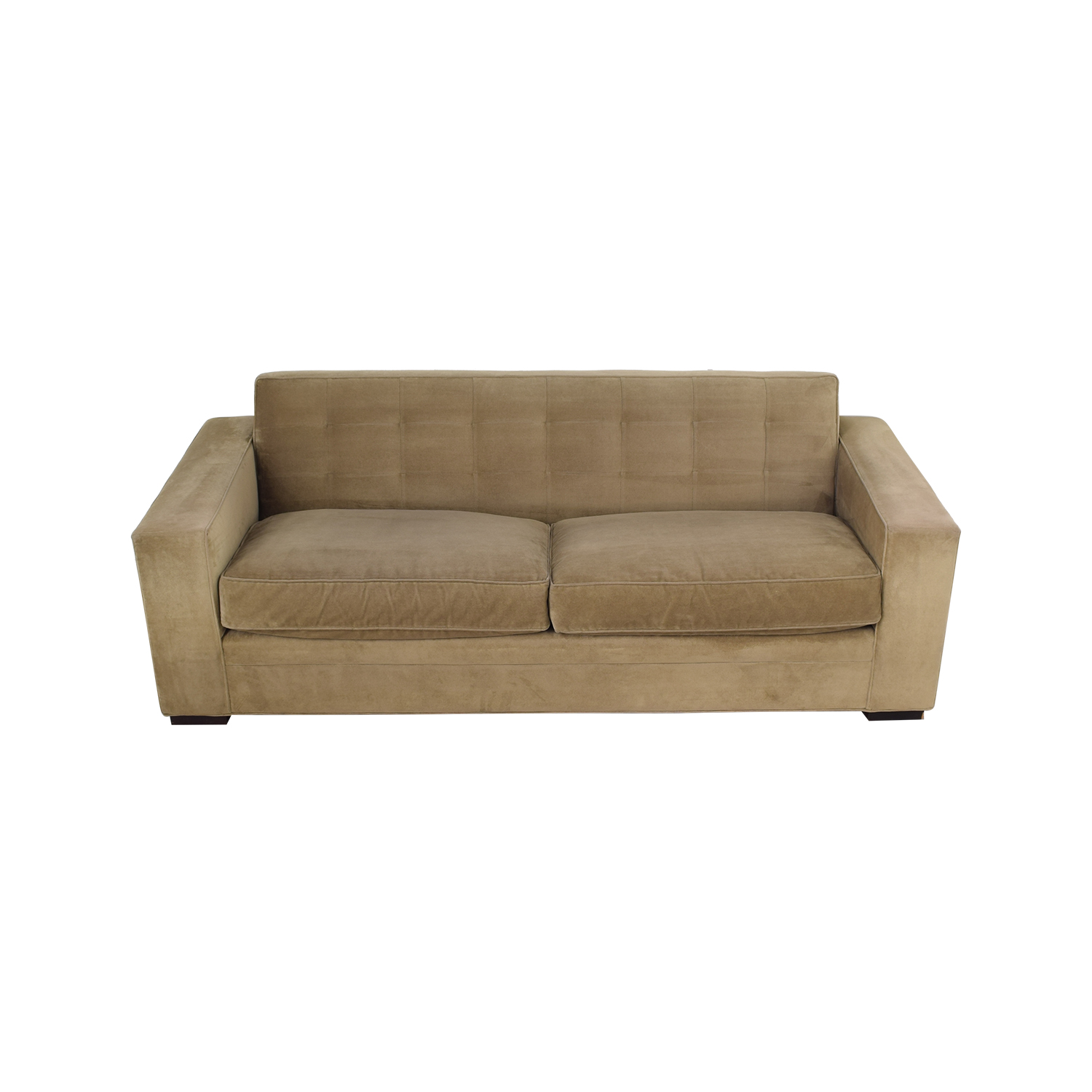 Mitchell Gold + Bob Williams Mitchell Gold + Bob Williams Two Cushion Sofa ct