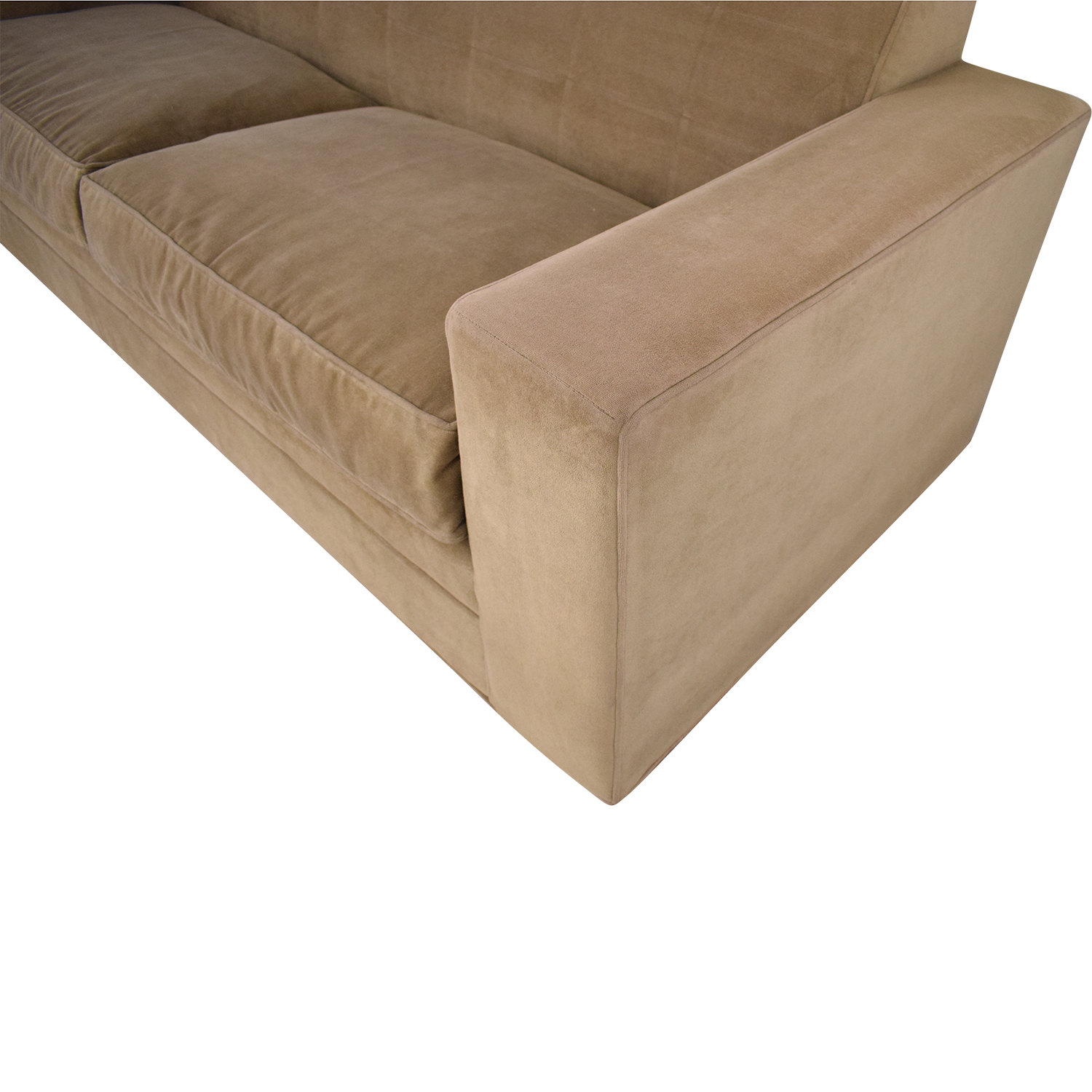 shop Mitchell Gold + Bob Williams Mitchell Gold + Bob Williams Two Cushion Sofa online