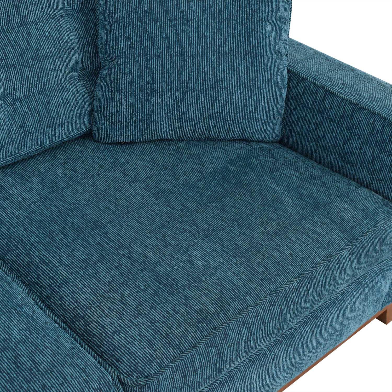 buy Apt2B Brentwood Apartment Size Sofa Apt2B Classic Sofas