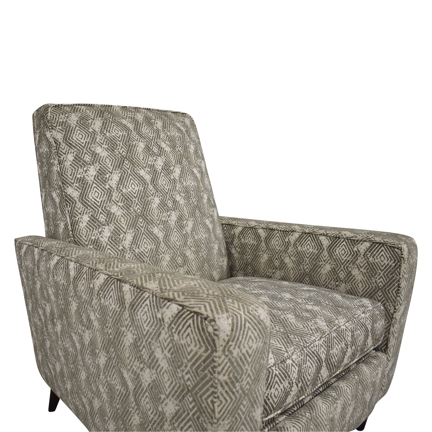 Crate & Barrel Torino Recliner / Accent Chairs