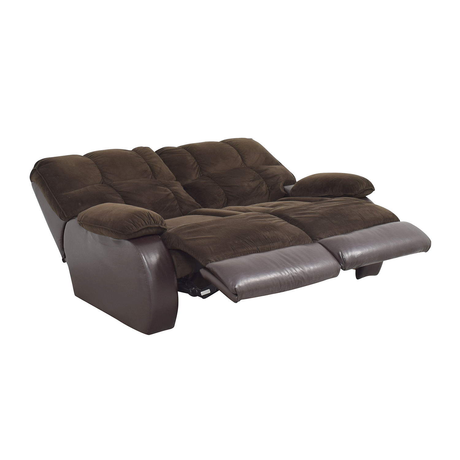shop Raymour & Flanigan Reclining Loveseat Raymour & Flanigan Chairs