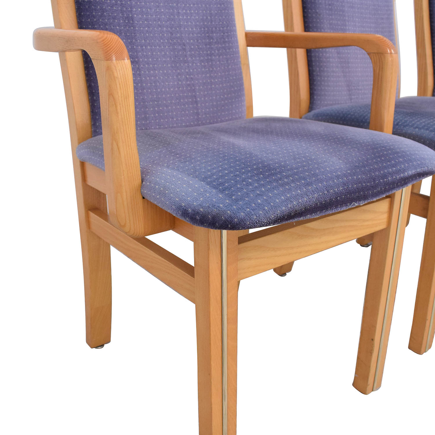 High Back Upholstered Dining Chairs dimensions