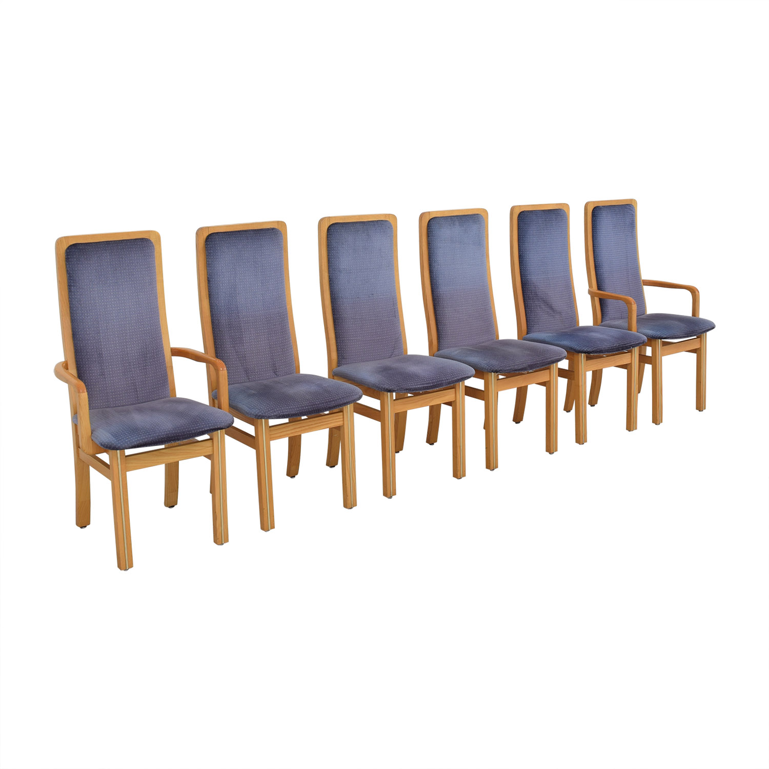 buy High Back Upholstered Dining Chairs  Dining Chairs