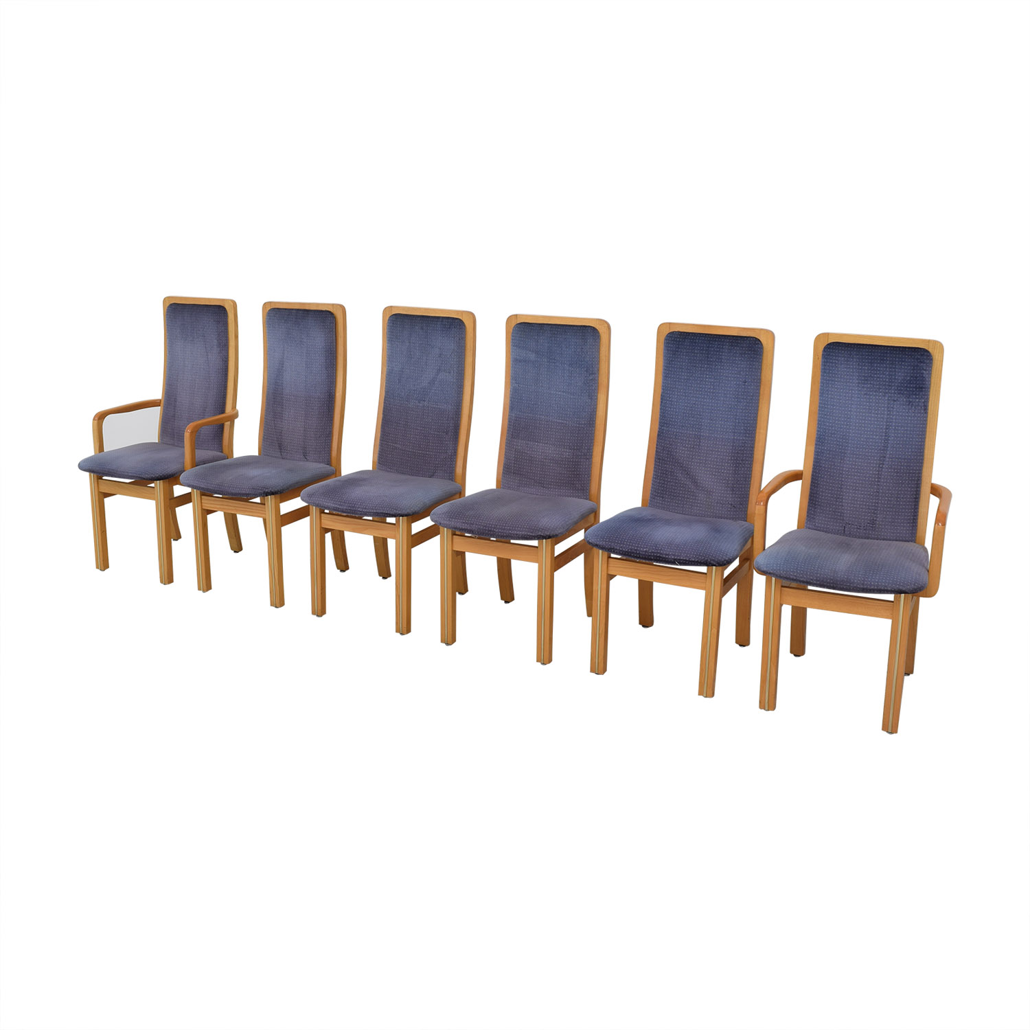 High Back Upholstered Dining Chairs Dining Chairs