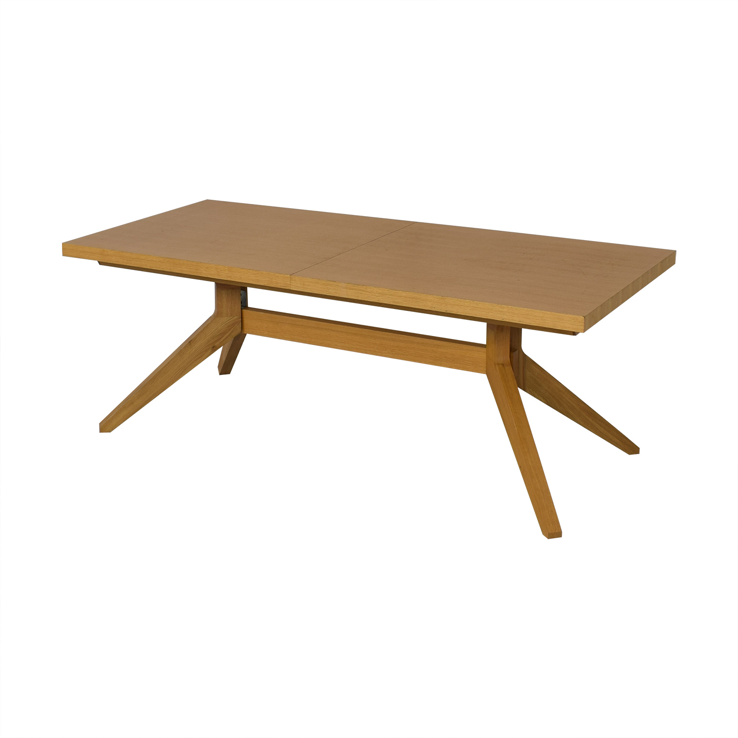 Design Within Reach Design Within Reach Cross Extension Table used