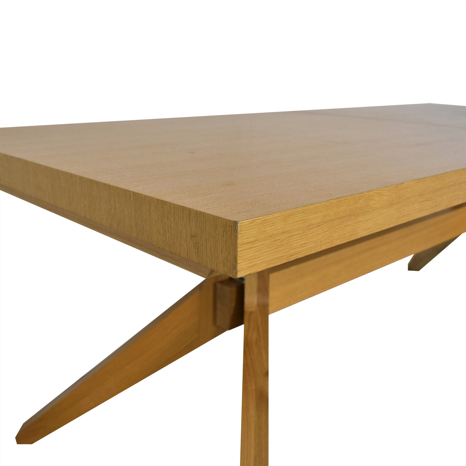 buy Design Within Reach Cross Extension Table Design Within Reach
