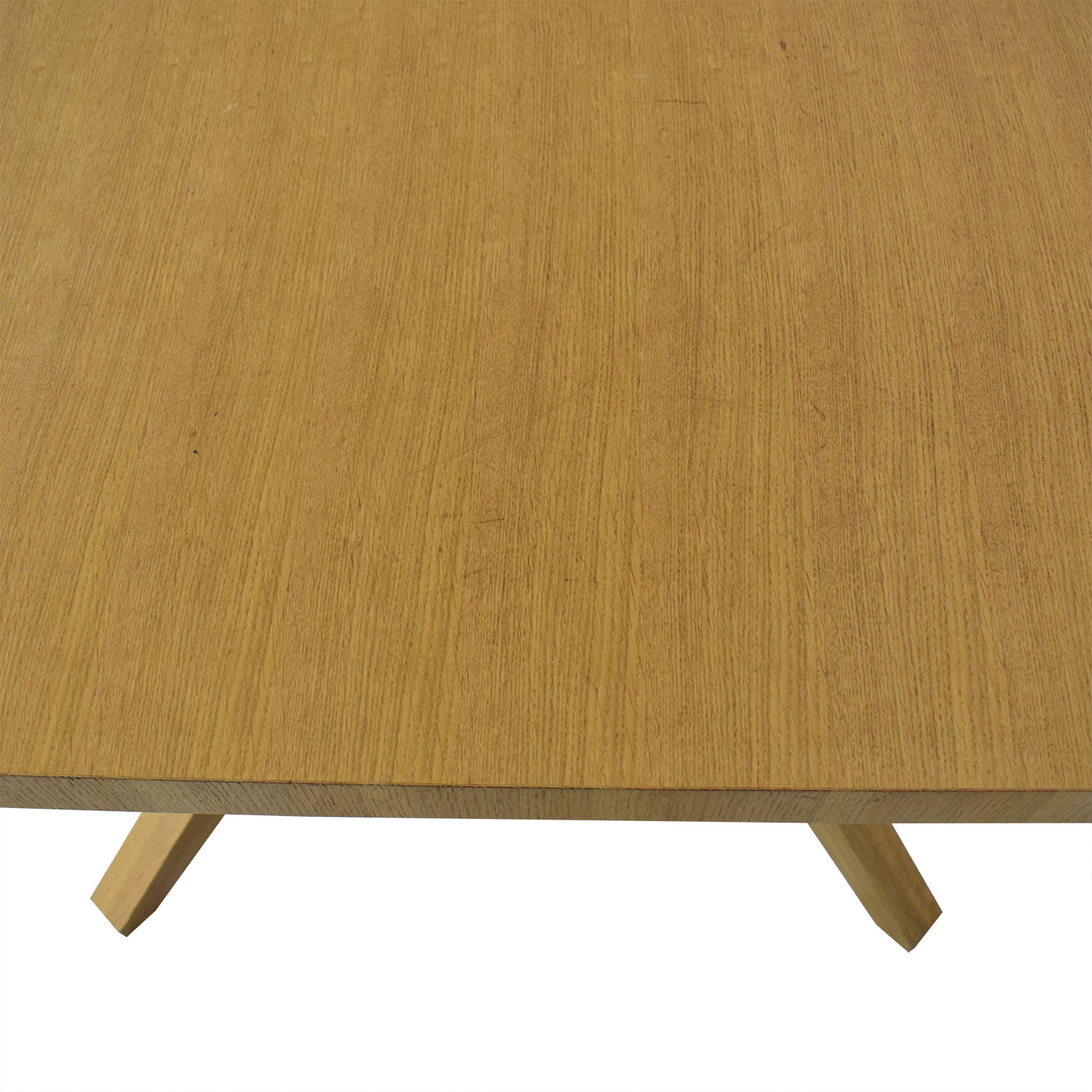 Design Within Reach Design Within Reach Cross Extension Table second hand