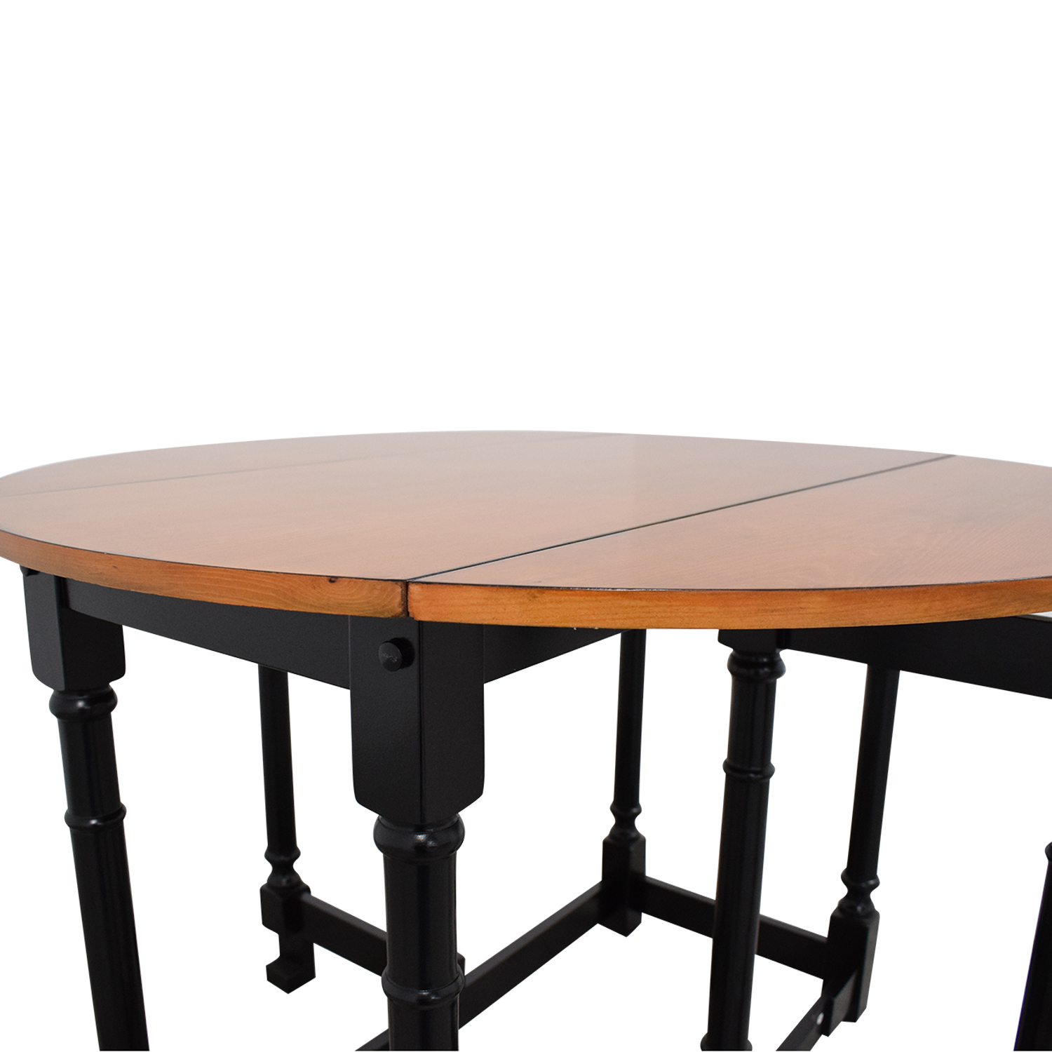 shop Accent Trend Solid Wood Gateleg Table Accent Trend